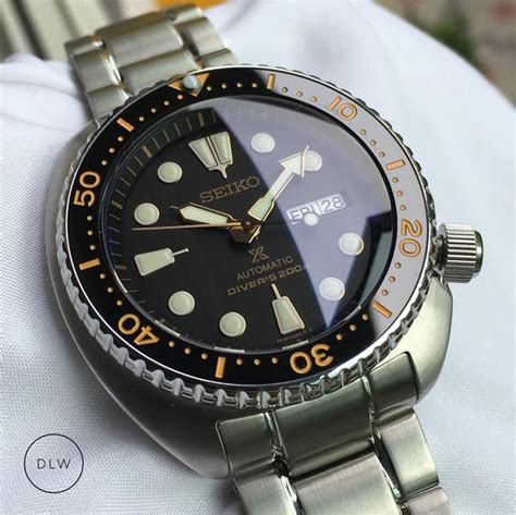 Dlw Ceramic Bezel Insert Seiko Mod Turtle Re Issue Sub Vintage Black 548 best watches diving images on wrist