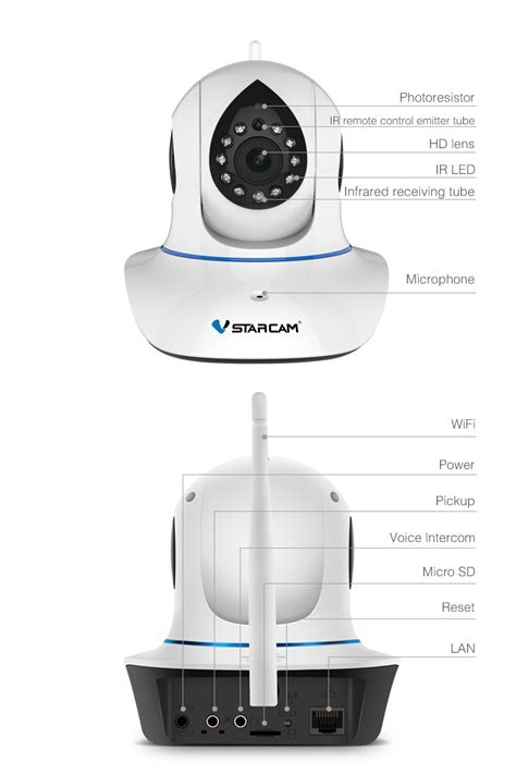 2016 selling vstarcam 1080p wireless hi3518 ip home