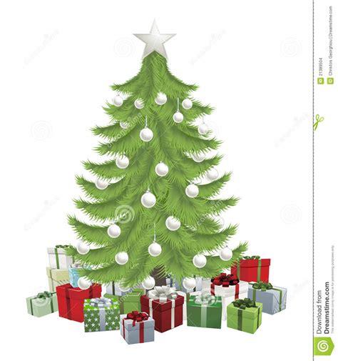 weihnachtsbaum bild traditioneller weihnachtsbaum stockbilder bild 21389504