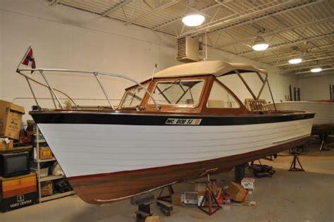 Sleeper Boats For Sale by 1963 Lyman 25 Inboard Sleeper Boats Yachts For Sale