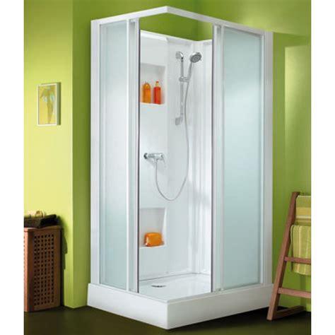 cabine de 100 x 80 cm acc 232 s d angle par portes