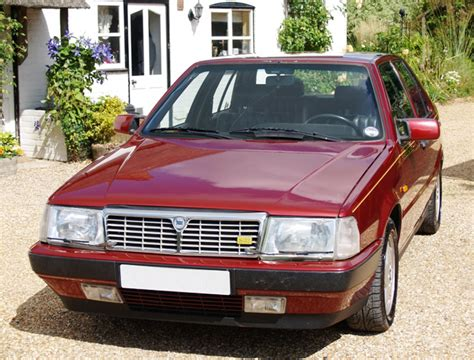 Lancia Thema For Sale 1986 Lancia Thema Estate Related Infomation Specifications