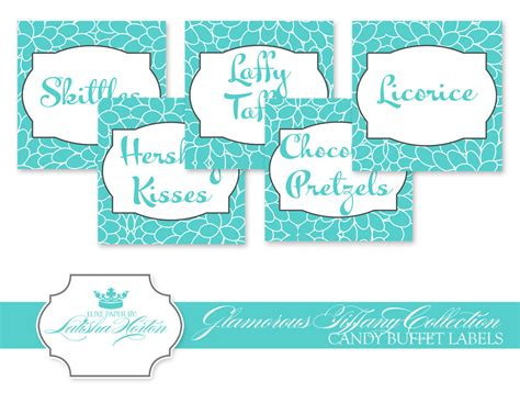 printable buffet labels 9 best images of printable candy buffet sign wedding
