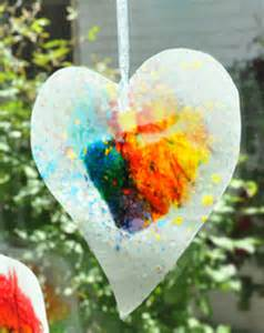 Wax Paper Arts And Crafts - 10 color crafts to fill your palette education