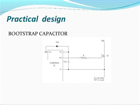 bootstrap capacitor circuit bootstrap capacitor circuit 28 images drv8301 pre charging drv8301 bootstrap capacitor