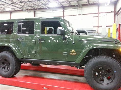 Filson Jeep Filson Edition Aev Jeep Wrangler Jk Jku
