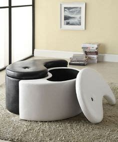 Ying Yang Storage Ottoman 1000 Images About Ying Yang On Pinterest Ottoman Footstool Desktop Zen Garden And Yin Yang
