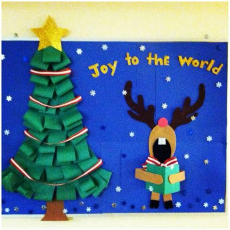 christmas board decoration bulletin board ideas signup by signup