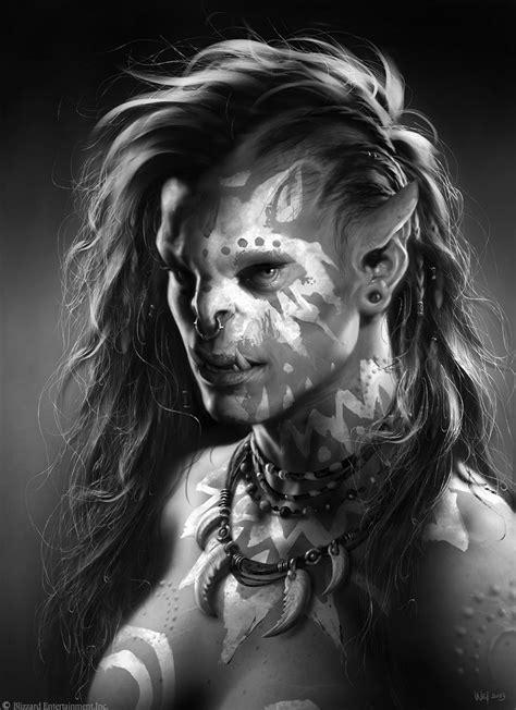 film seri halfworld 25 best ideas about female orc on pinterest orc warrior