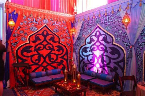 Christmas Winter Wonderland Decorating Ideas - arabian nights theme parties and props rick herns productions san francisco bay area
