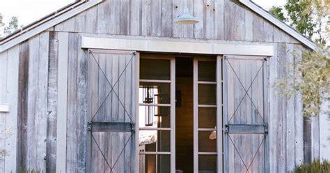 Napa Valley Wedding From Sylvie Gil Architecture Barn Napa Style Barn Door