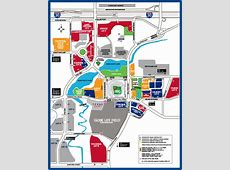 Globe Life Park in Arlington: Parking Map | MLB.com Mobile 2017 Texas Rangers Schedule Printable