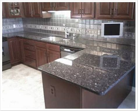 Blue Pearl Countertops by 28 Blue Granite Countertops Kitchen Kitchen Blue