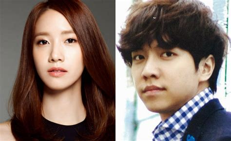lee seung gi yoona dating dispatch lee seung gi and girls generation s yoona confirmed to be