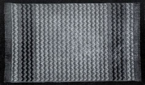 Rick Rack Stitch by Rug Pot Holder In Rick Rack Crochet Pattern
