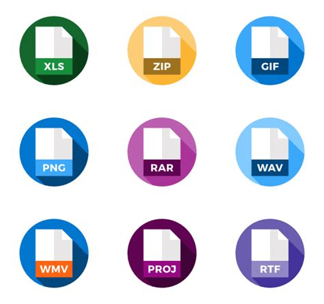 wmv file format extension icons free download 35 file extension icon packs vector icon packs svg