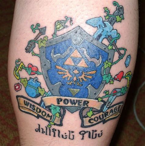 zelda tattoo ideas tattoos design ideas pictures gallery