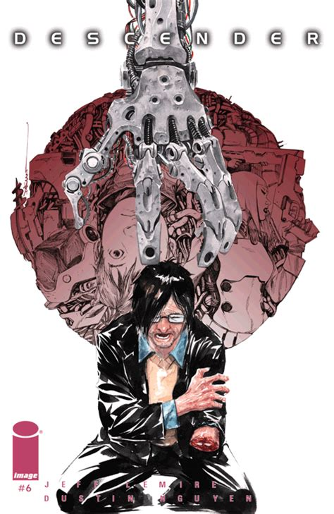 descender volume 5 rise of the robots books descender 6 releases image comics