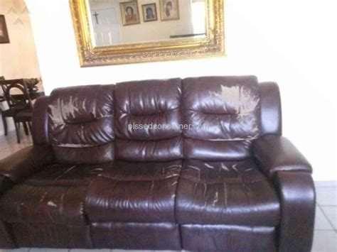 leather sofa rooms to go rooms to go leather sofa review from miami florida oct