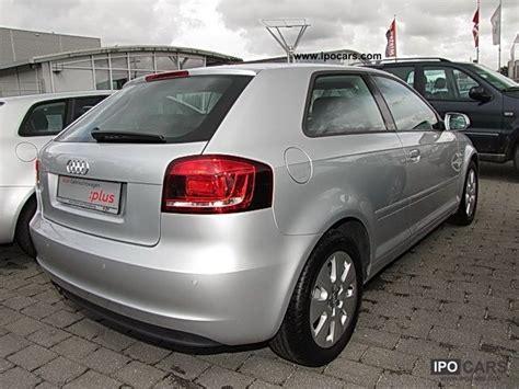 Audi A3 1 4 Tfsi Fuel Consumption by 2010 Audi A3 1 4 Tfsi Attraction Air Parking Aid Car