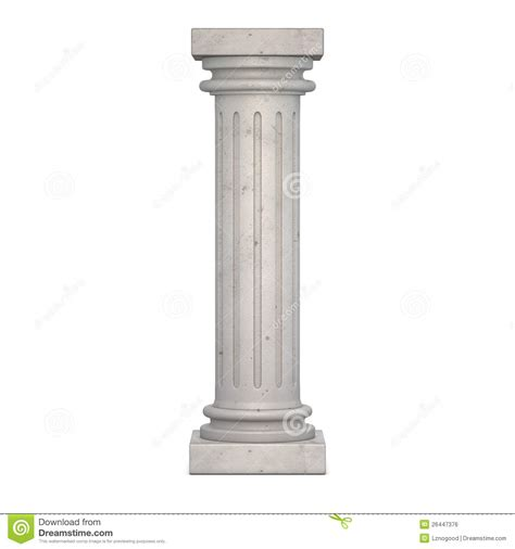 Kitchen Island With Columns classic column royalty free stock image image 26447376