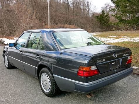 service manual old car repair manuals 1992 mercedes benz 300d engine control service manual