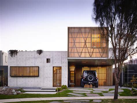 concrete house designs concrete house by auhaus architecture in torquay australia