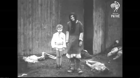 imagenes fuertes segunda guerra mundial video fuerte de los cos de concentraci 243 n en la segunda