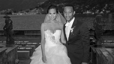 Chrissy Teigen and John Legend are pregnant, happy and