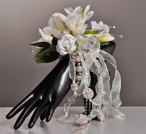 trendy corsages inspirations trendy bling corsage