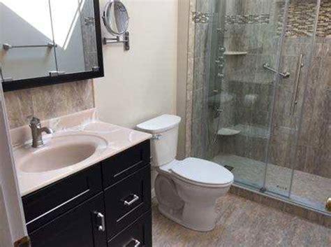 Basic Bathroom Ideas by The Basic Bathroom Co Professionally Remodeled Bathrooms
