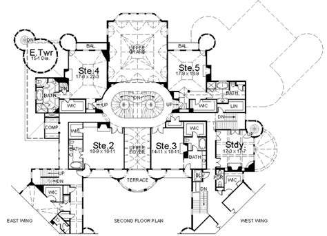 mansion floor plans castle a look at mansion floorplans 2 homes of the rich