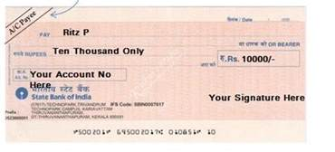 related keywords suggestions for cheque account
