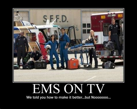 Ambulance Meme - but noooooo ems paramedic stuff pinterest