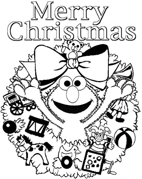 elmo christmas coloring pages free elmo coloring pages print elmo pictures to color at
