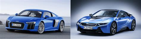 which would you rather bmw i8 or audi r8 mkii
