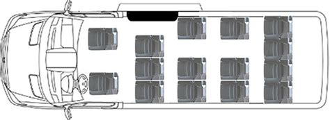 Car Dealer Floor Plan Ford Transit 350 Hd 350 Lwb With Extended Body Layouts