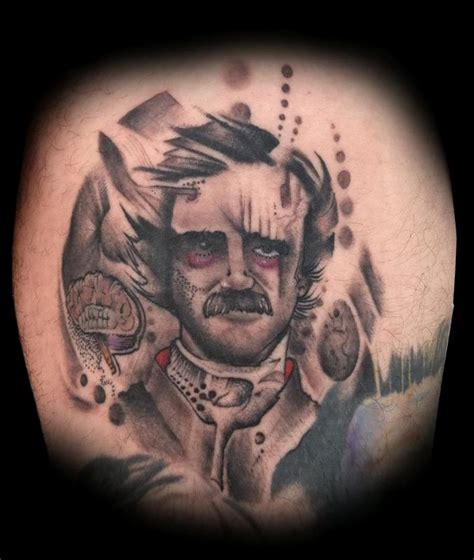 charm city tattoo charm city edgar allen poe by adam lauricella