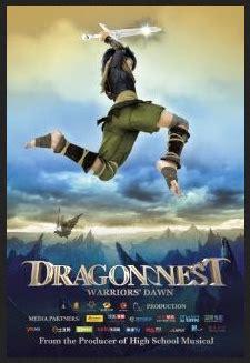 film kartun dragon rilis film animasi dragon nest warriors dawn bluray