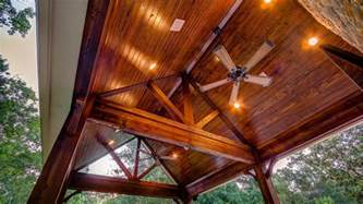 Patio Wood Cover by Wood Patio Covers Rfmc The Remodeling Specialist