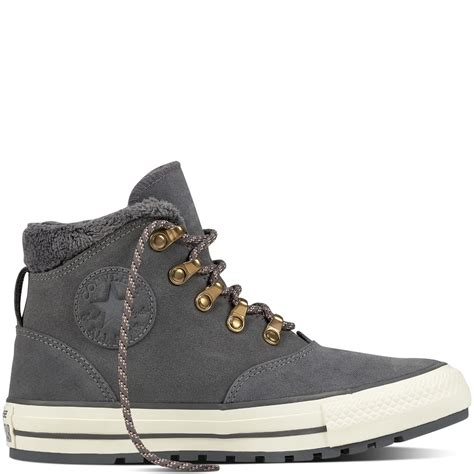 converse boot chuck all ember boot suede and faux fur
