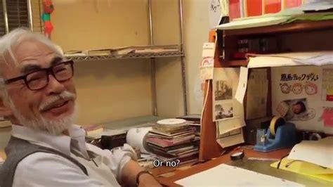 studio ghibli film izle the kingdom of dreams and madness clip watch hayao