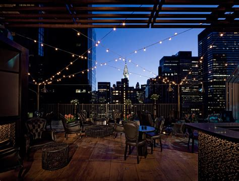 roof top bar in new york upstairs rooftop lounge new york ny