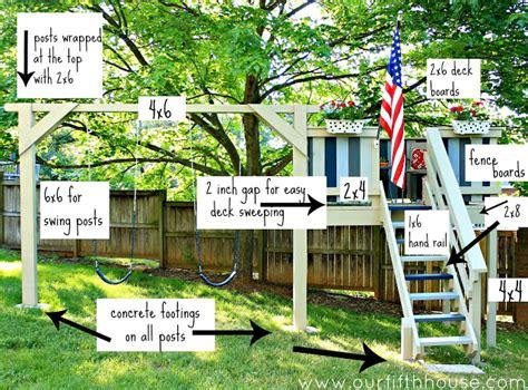 Backyard Swing Plans by Backyard Swing Set Plans Free Outdoor Furniture Design