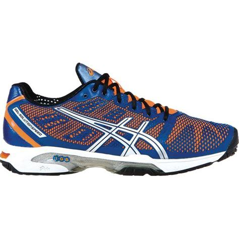 asics 174 s gel solution 174 2 speed tennis shoes academy