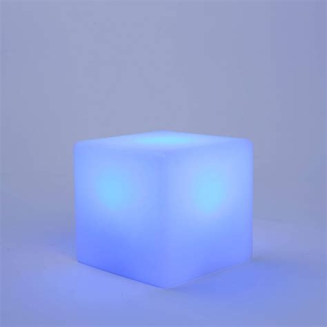 color changing light table llust mini color changing table light outdoor