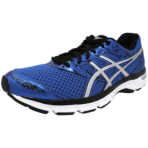 high running shoes asics s gel excite 4 ankle high running shoe ebay
