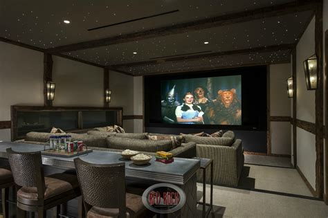 home theater room decorating ideas the polkadot chair 32 luxury home media room design ideas incredible pictures