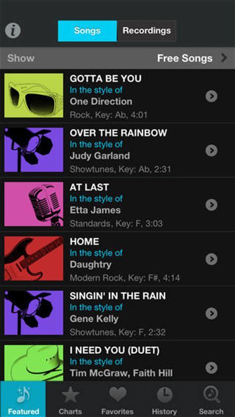 karaoke app android 20 best karaoke apps for ios android free apps for android ios windows and mac