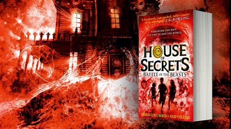 the house of secrets book chris columbus and ned vizzini house of secrets battle of the beasts review